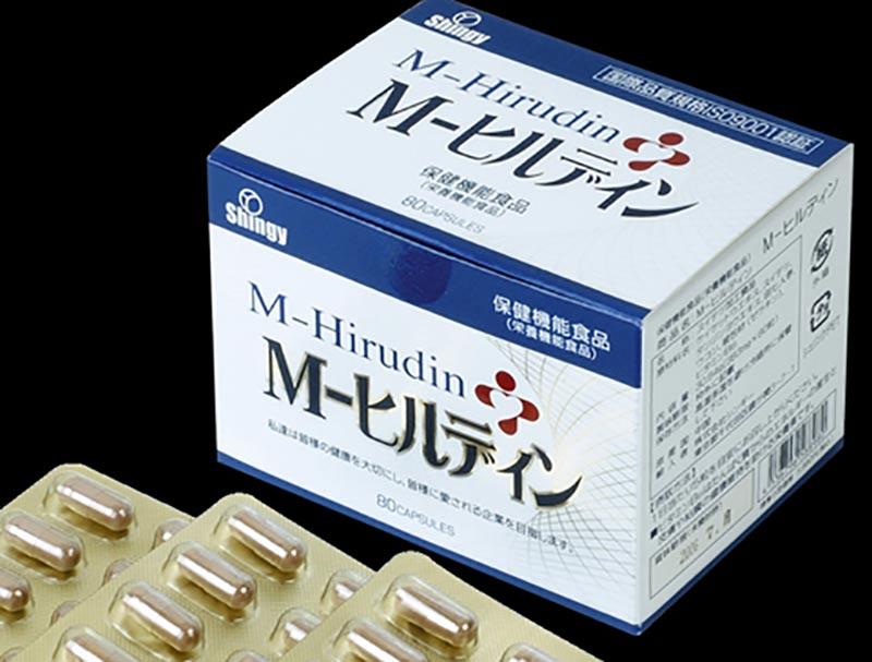 日本保健类食品-新特印刷
