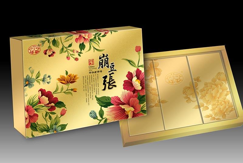 天津传统小食品-新特印刷