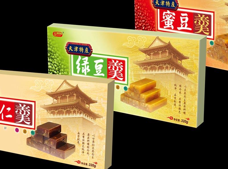 天津特产小吃-新特印刷