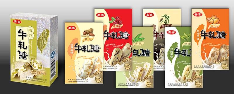 乳脂食品-新特印刷