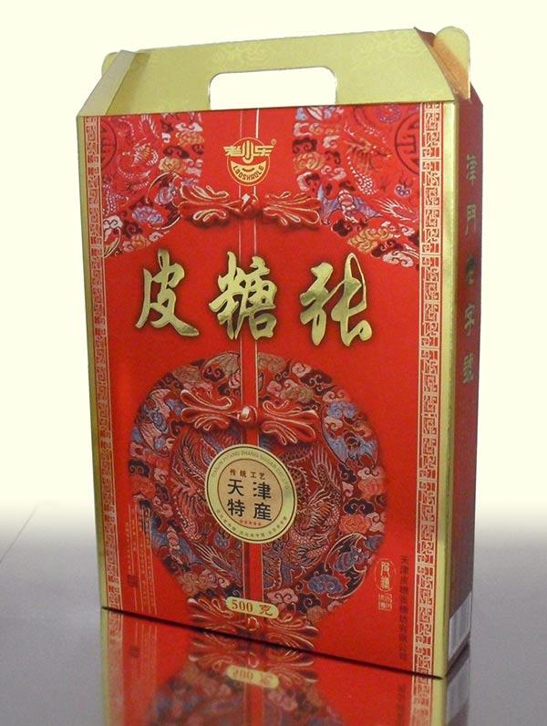 天津特产包装-新特印刷