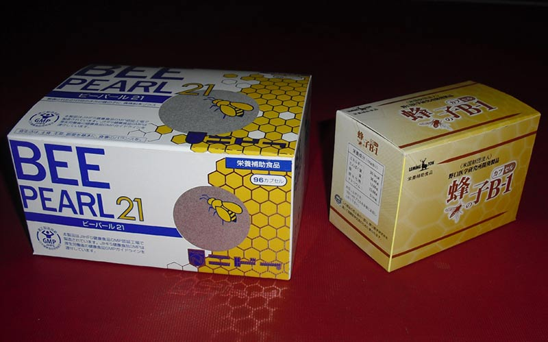 蜂保健品-新特印刷
