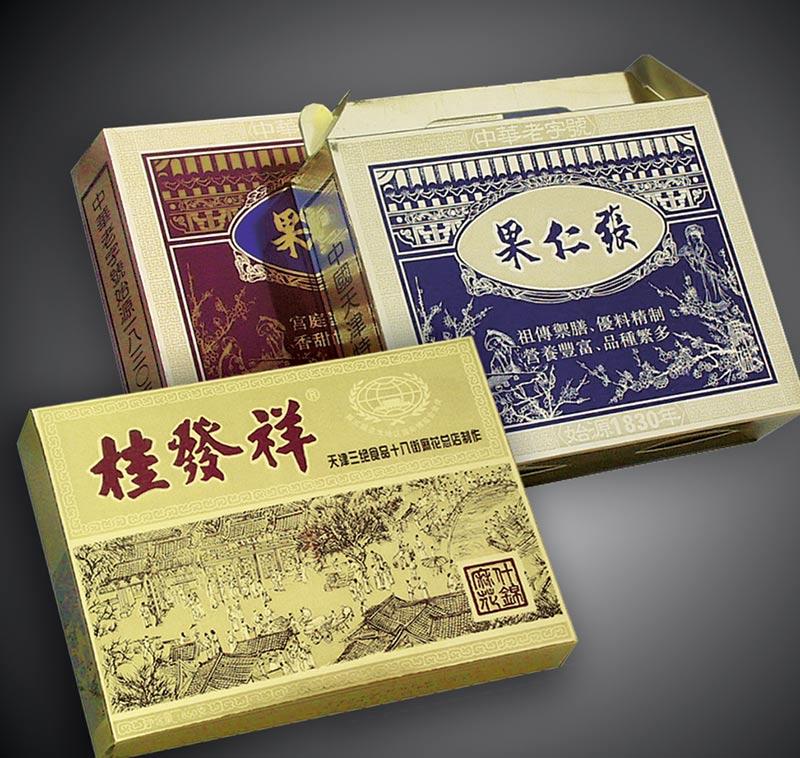 天津特色食品包装-新特印刷