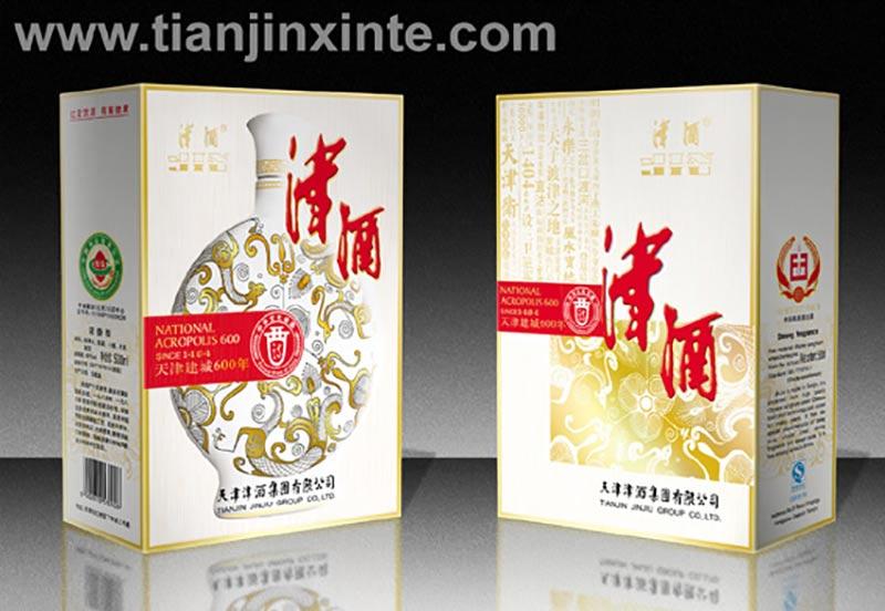 天津津酒包装-新特印刷